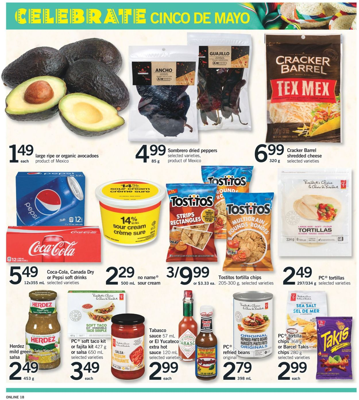 Fortinos Flyer - 04/29-05/05/2021 (Page 19)