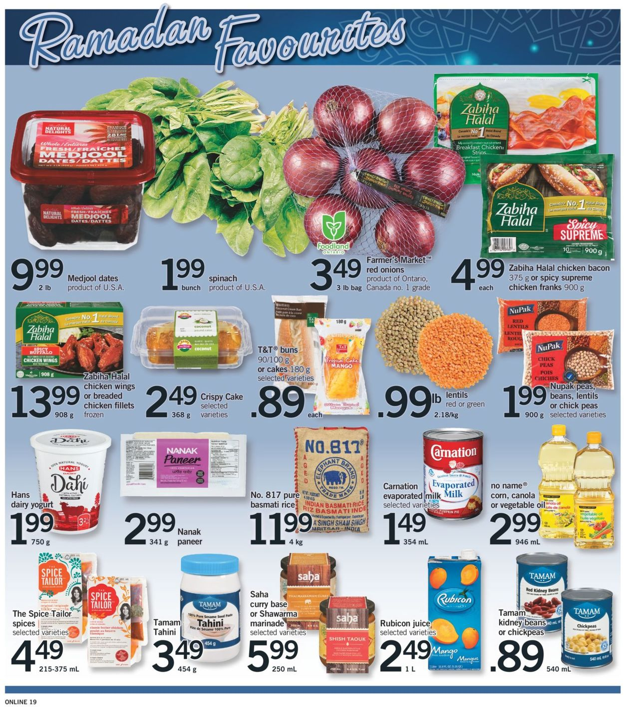 Fortinos Flyer - 04/29-05/05/2021 (Page 20)