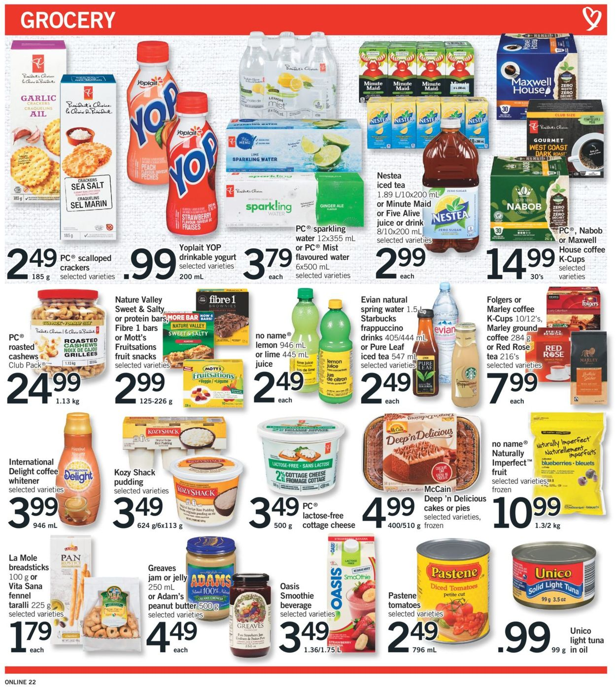 Fortinos Flyer - 04/29-05/05/2021 (Page 23)