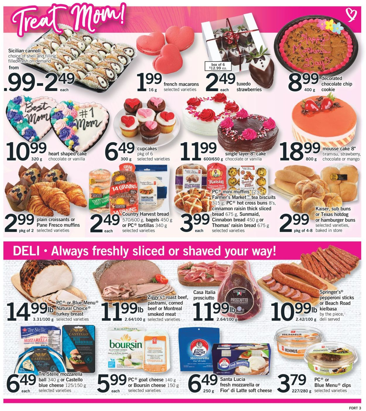 Fortinos Flyer - 05/06-05/12/2021 (Page 4)