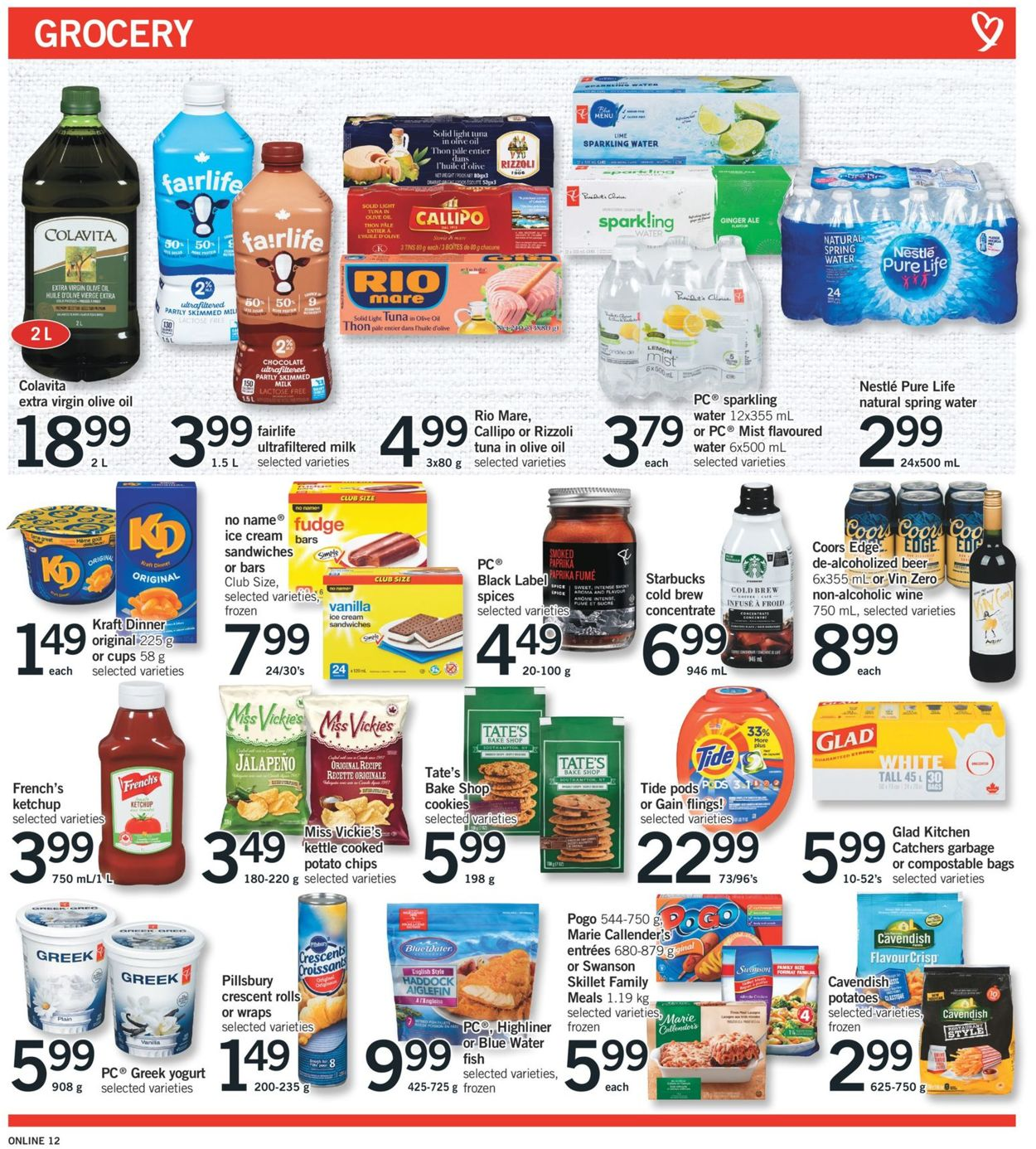 Fortinos Flyer - 05/06-05/12/2021 (Page 13)
