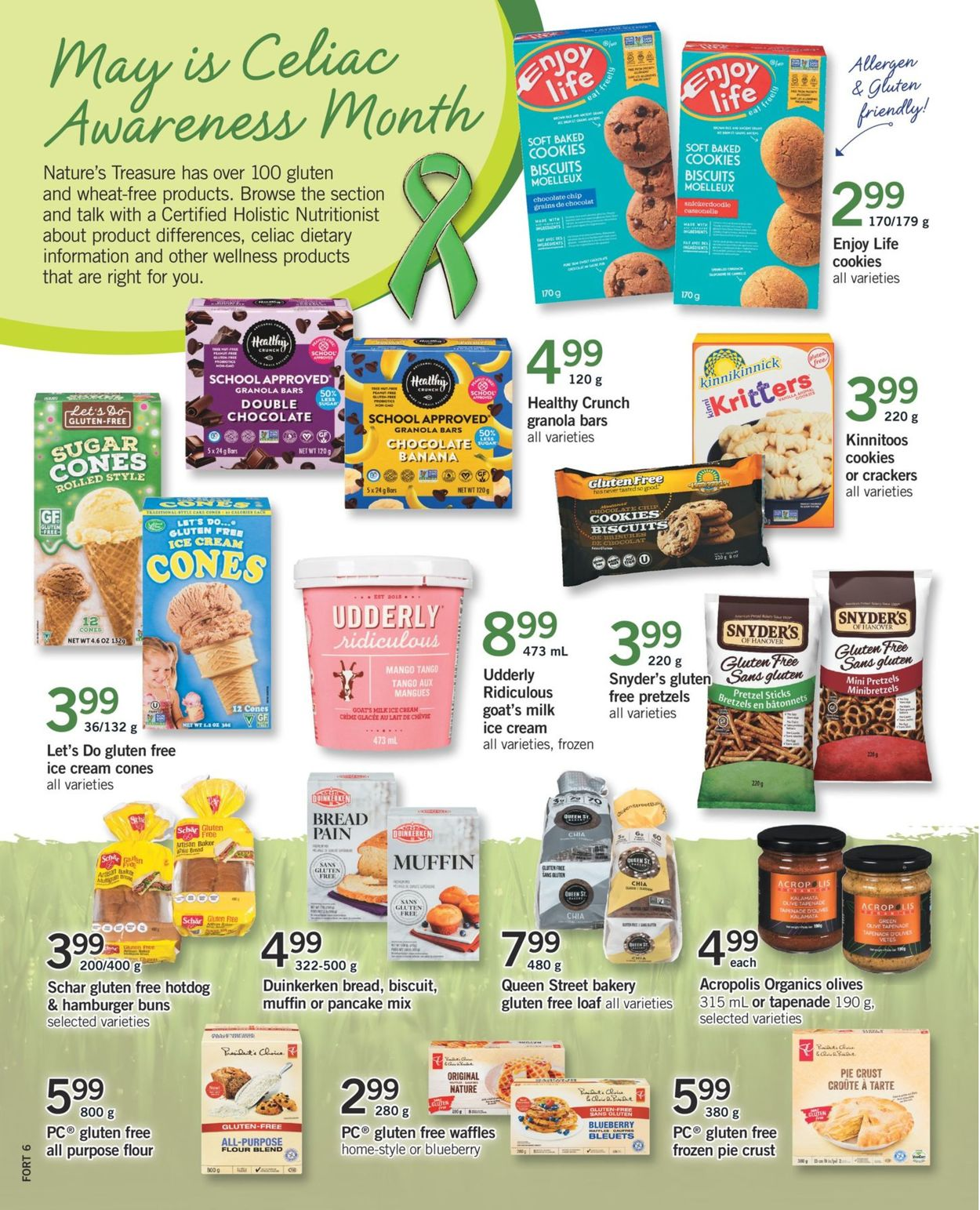 Fortinos Flyer - 05/06-05/12/2021 (Page 22)
