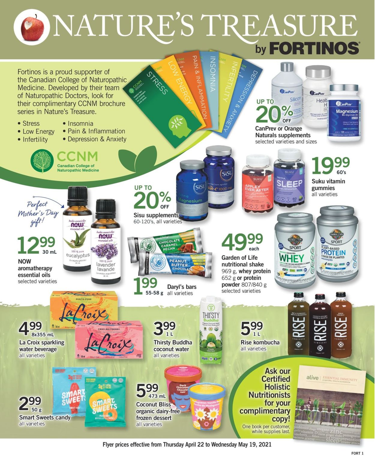 Fortinos Flyer - 05/13-05/19/2021 (Page 10)
