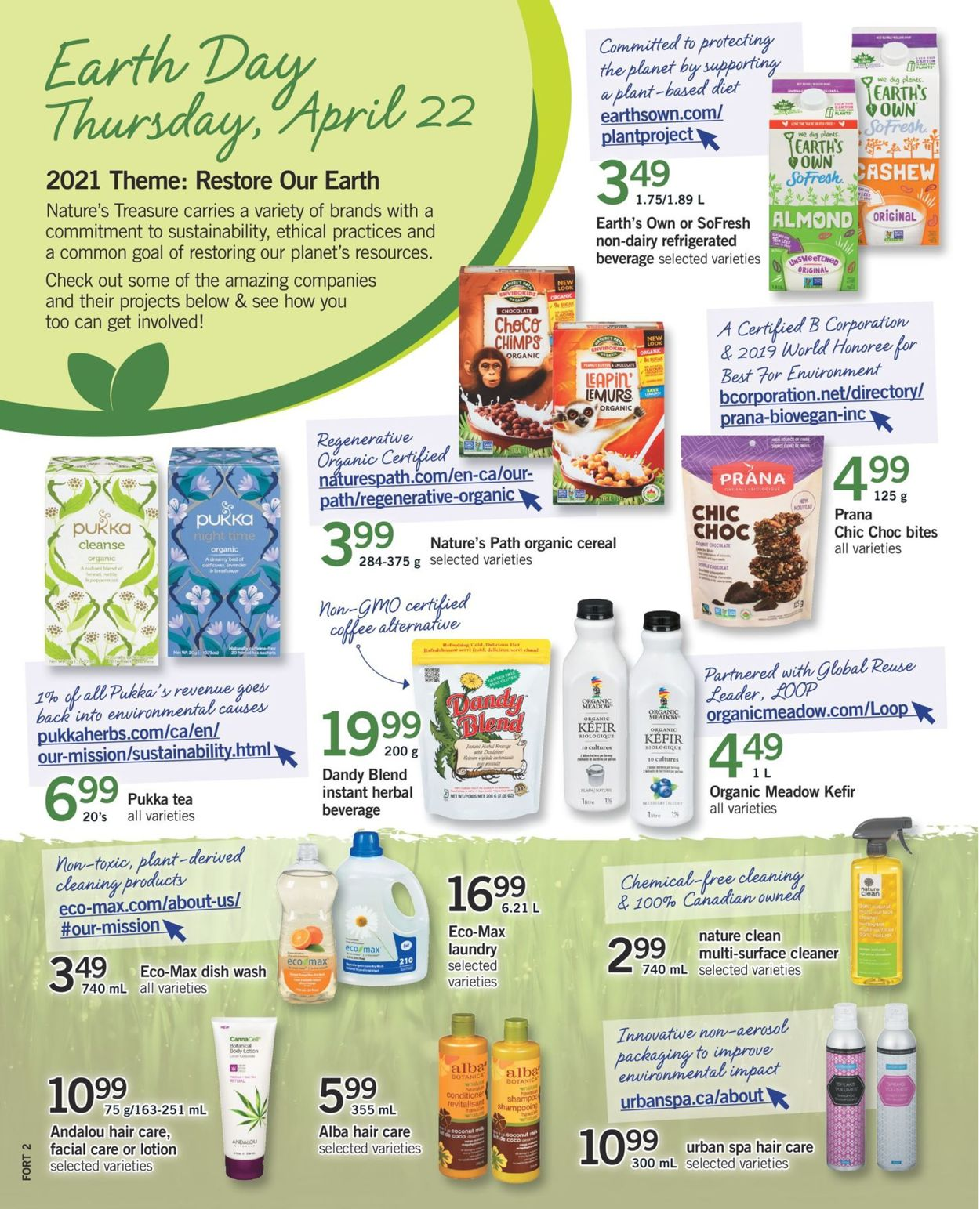 Fortinos Flyer - 05/13-05/19/2021 (Page 11)