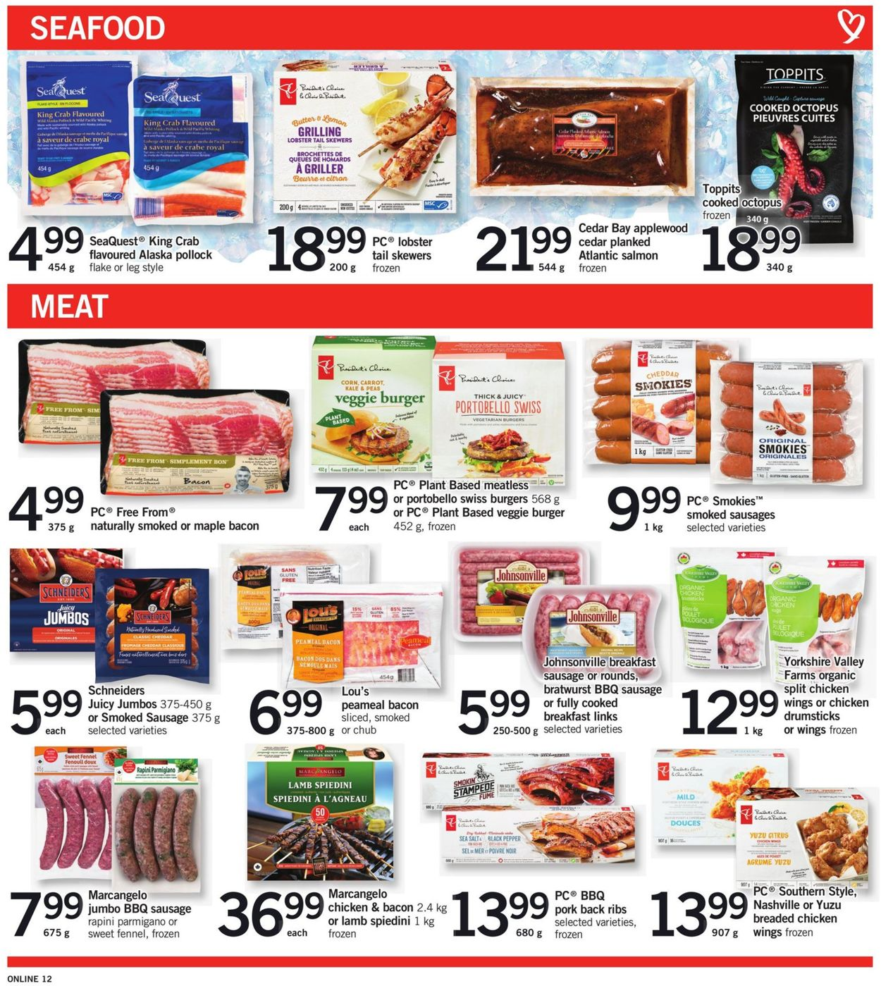 Fortinos Flyer - 05/20-05/26/2021 (Page 6)