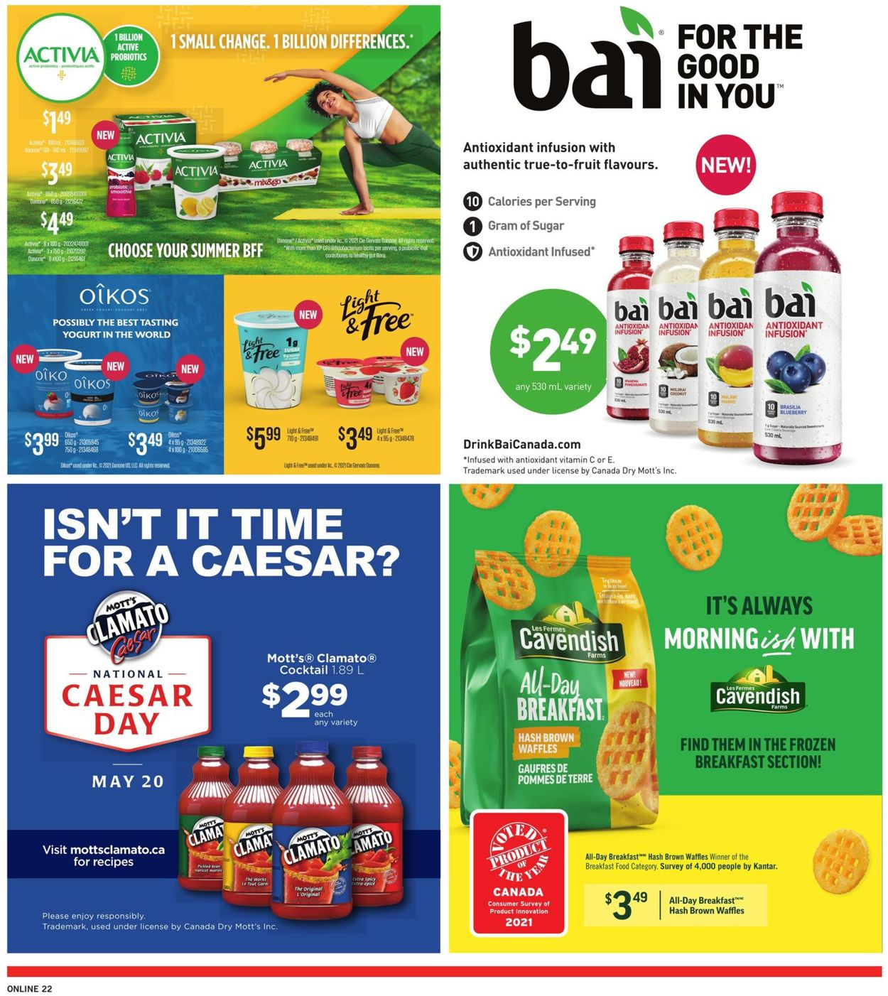Fortinos Flyer - 05/20-05/26/2021 (Page 21)