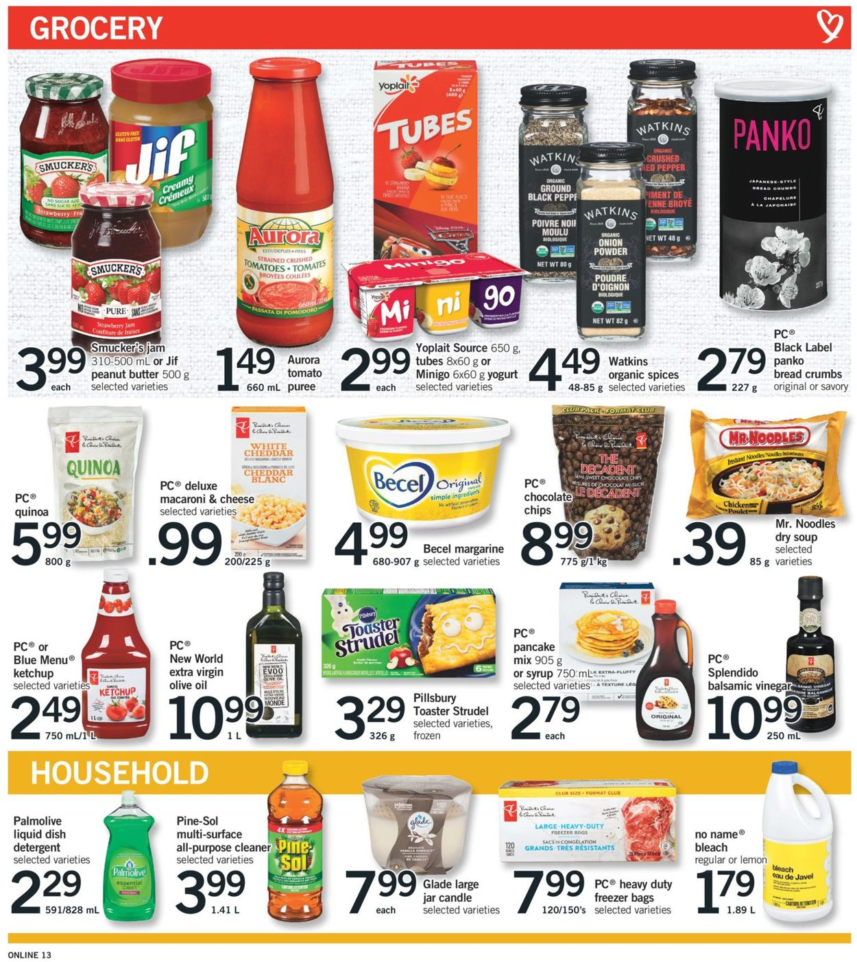Fortinos Flyer - 05/27-06/02/2021 (Page 13)