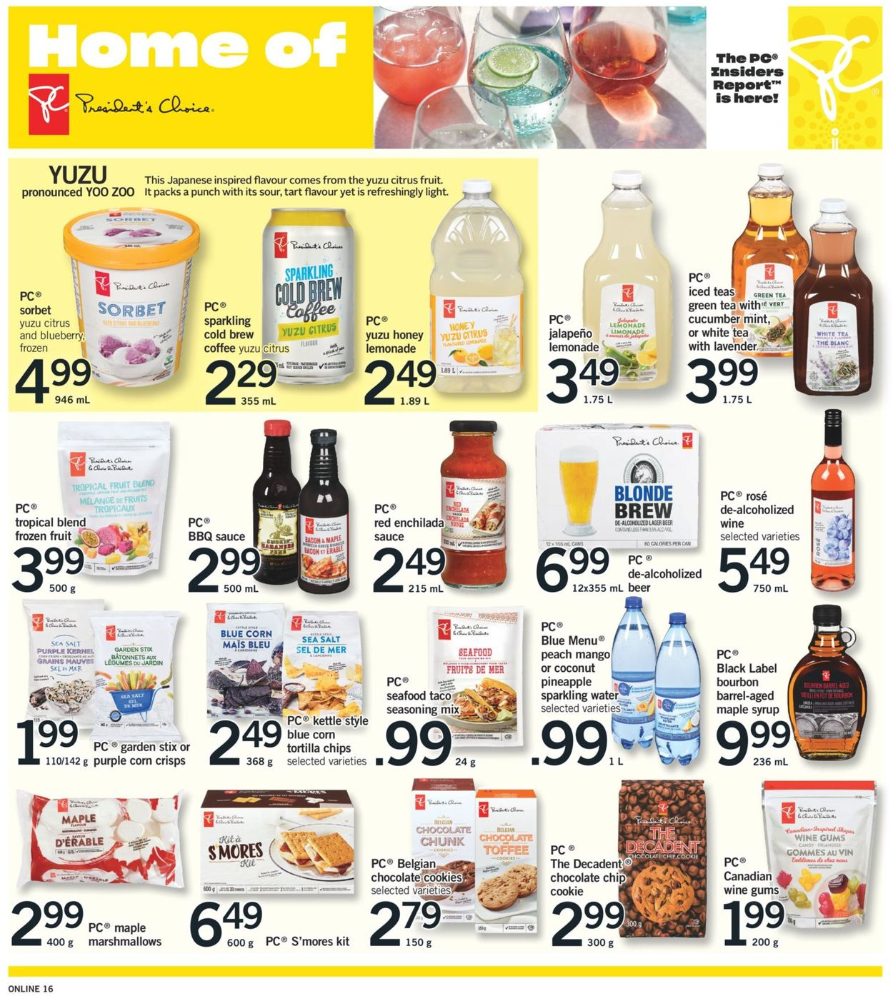 Fortinos Flyer - 05/27-06/02/2021 (Page 16)