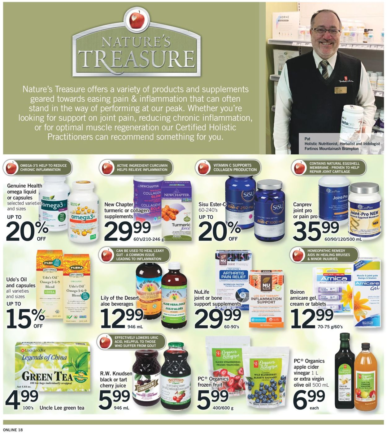 Fortinos Flyer - 05/27-06/02/2021 (Page 18)