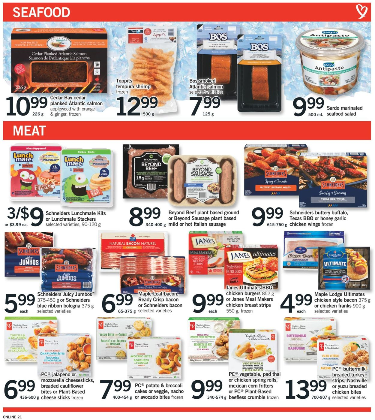 Fortinos Flyer - 05/27-06/02/2021 (Page 21)