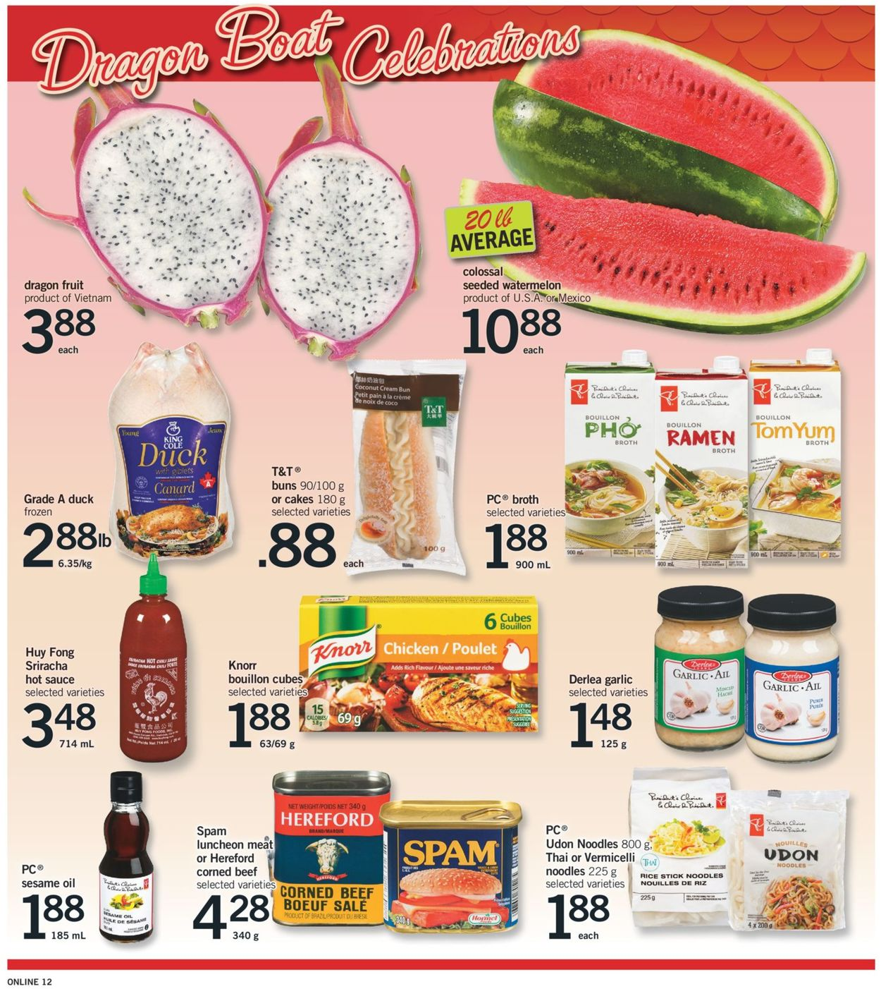 Fortinos Flyer - 05/27-06/02/2021 (Page 12)