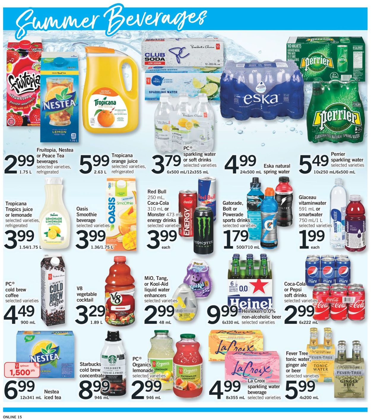 Fortinos Flyer - 05/27-06/02/2021 (Page 15)