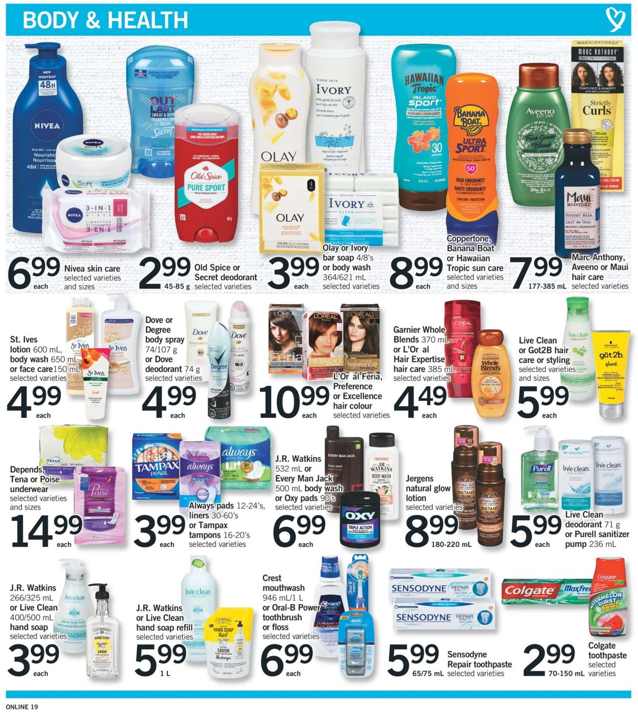 Fortinos Flyer - 05/27-06/02/2021 (Page 19)