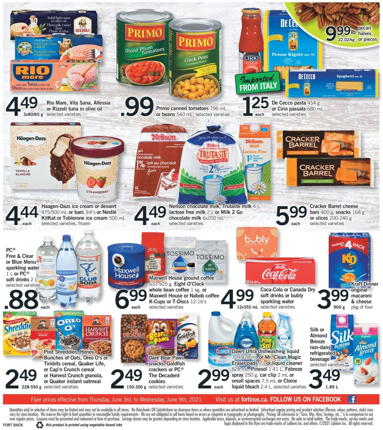 Fortinos Flyer - 06/03-06/09/2021 (Page 2)