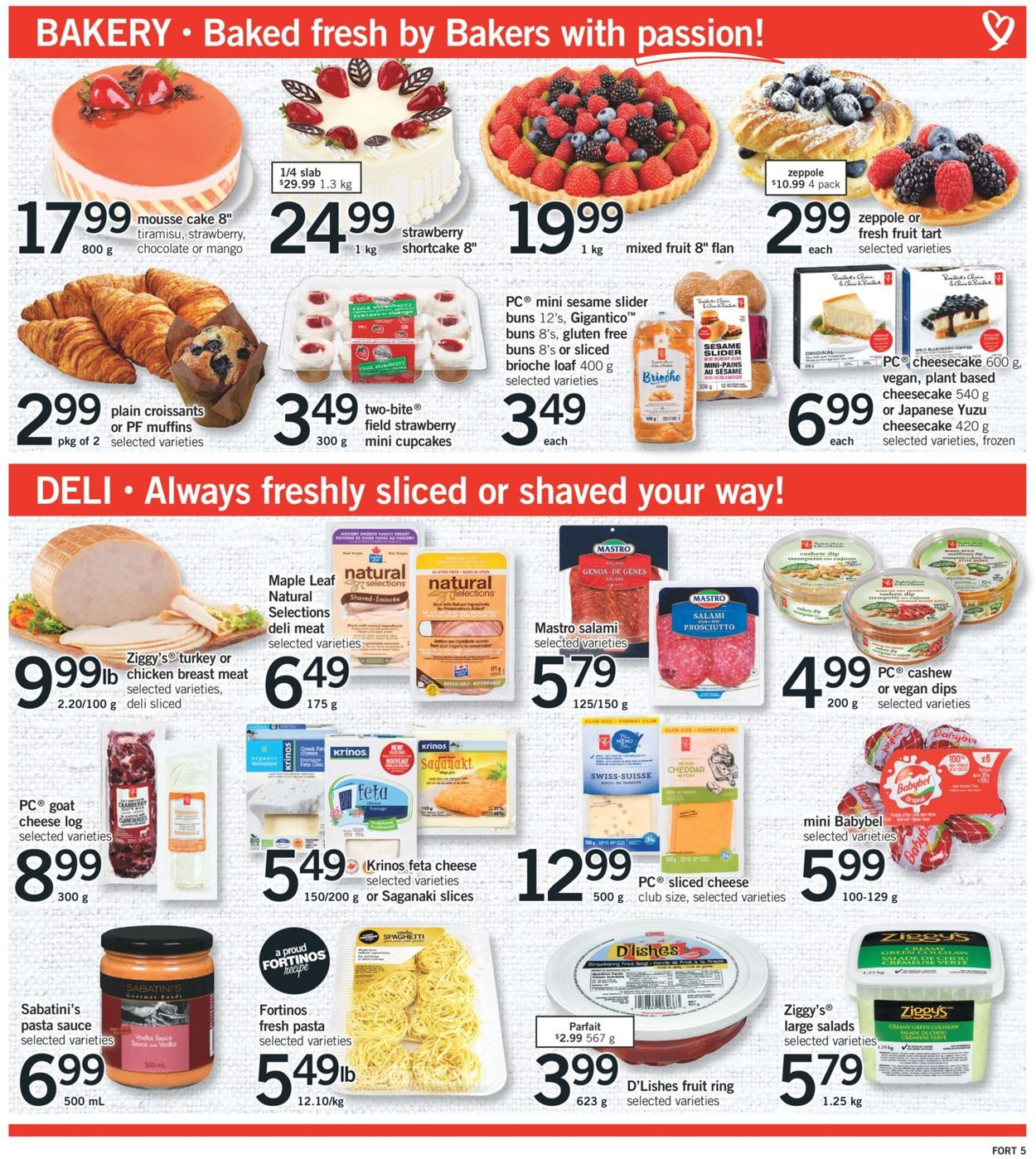 Fortinos Flyer - 06/03-06/09/2021 (Page 7)