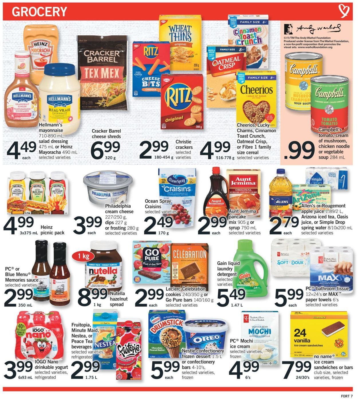 Fortinos Flyer - 06/03-06/09/2021 (Page 9)