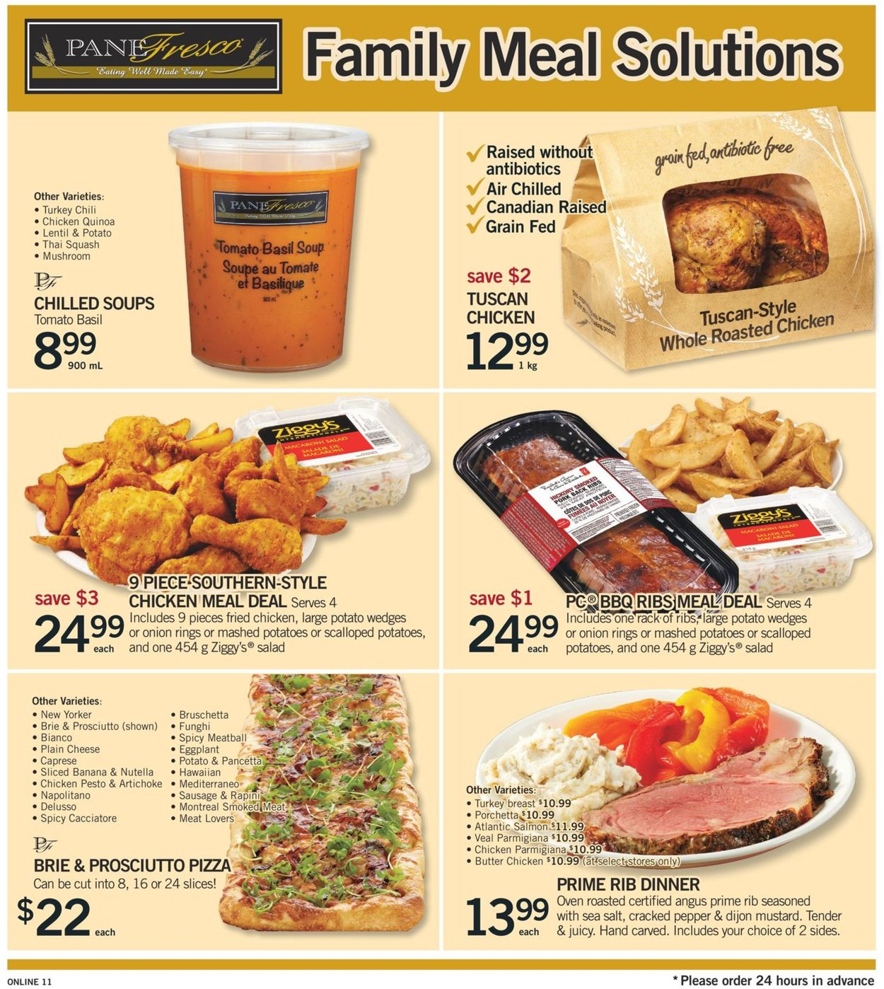Fortinos Flyer - 06/03-06/09/2021 (Page 12)