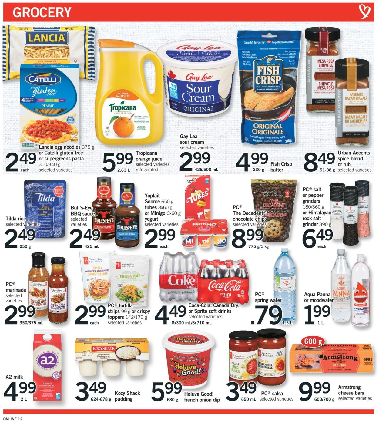 Fortinos Flyer - 06/03-06/09/2021 (Page 13)