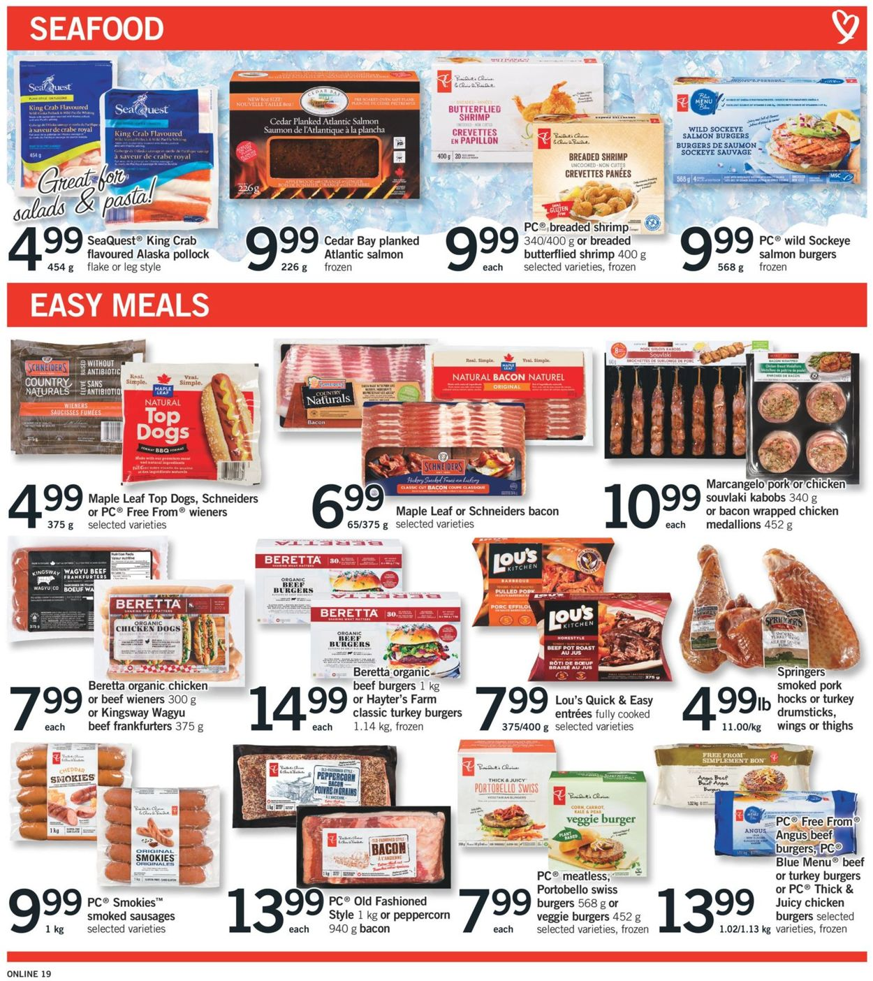 Fortinos Flyer - 06/03-06/09/2021 (Page 6)
