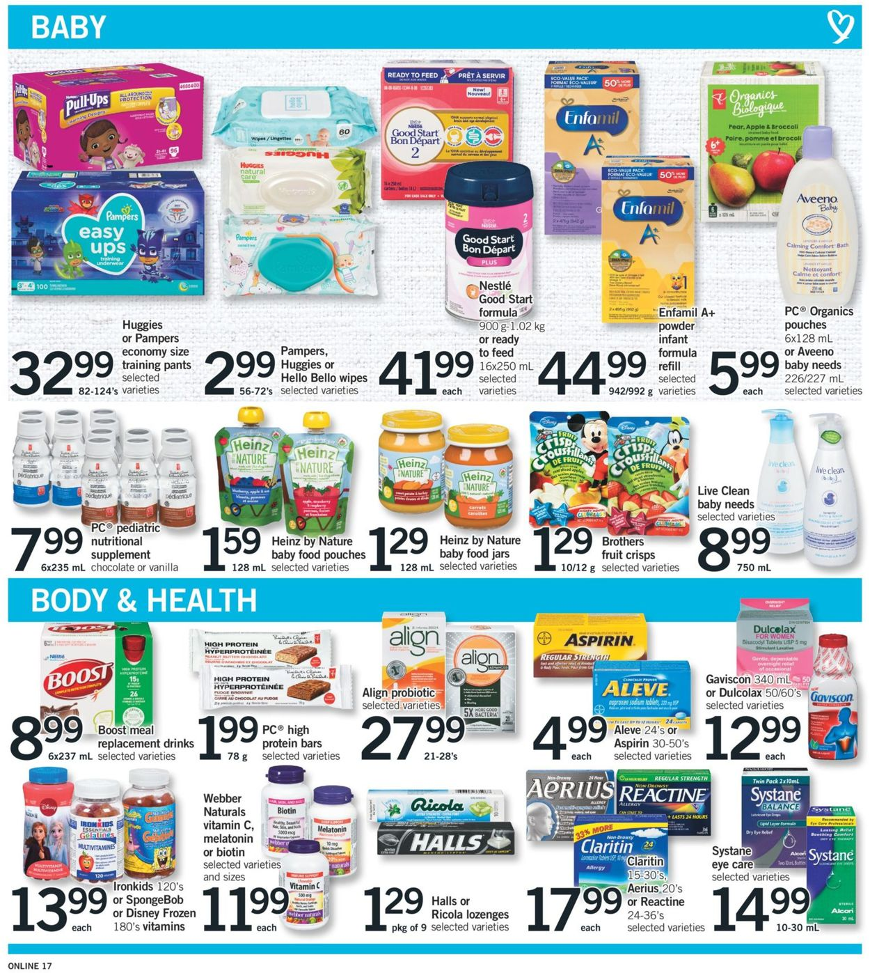 Fortinos Flyer - 06/03-06/09/2021 (Page 17)