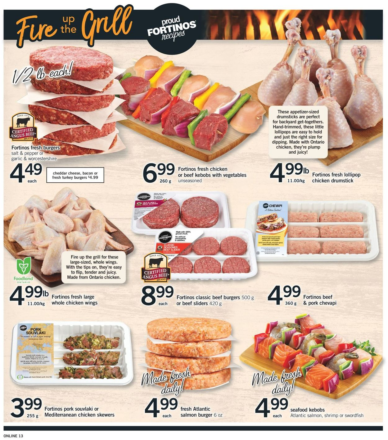 Fortinos Flyer - 06/10-06/16/2021 (Page 18)