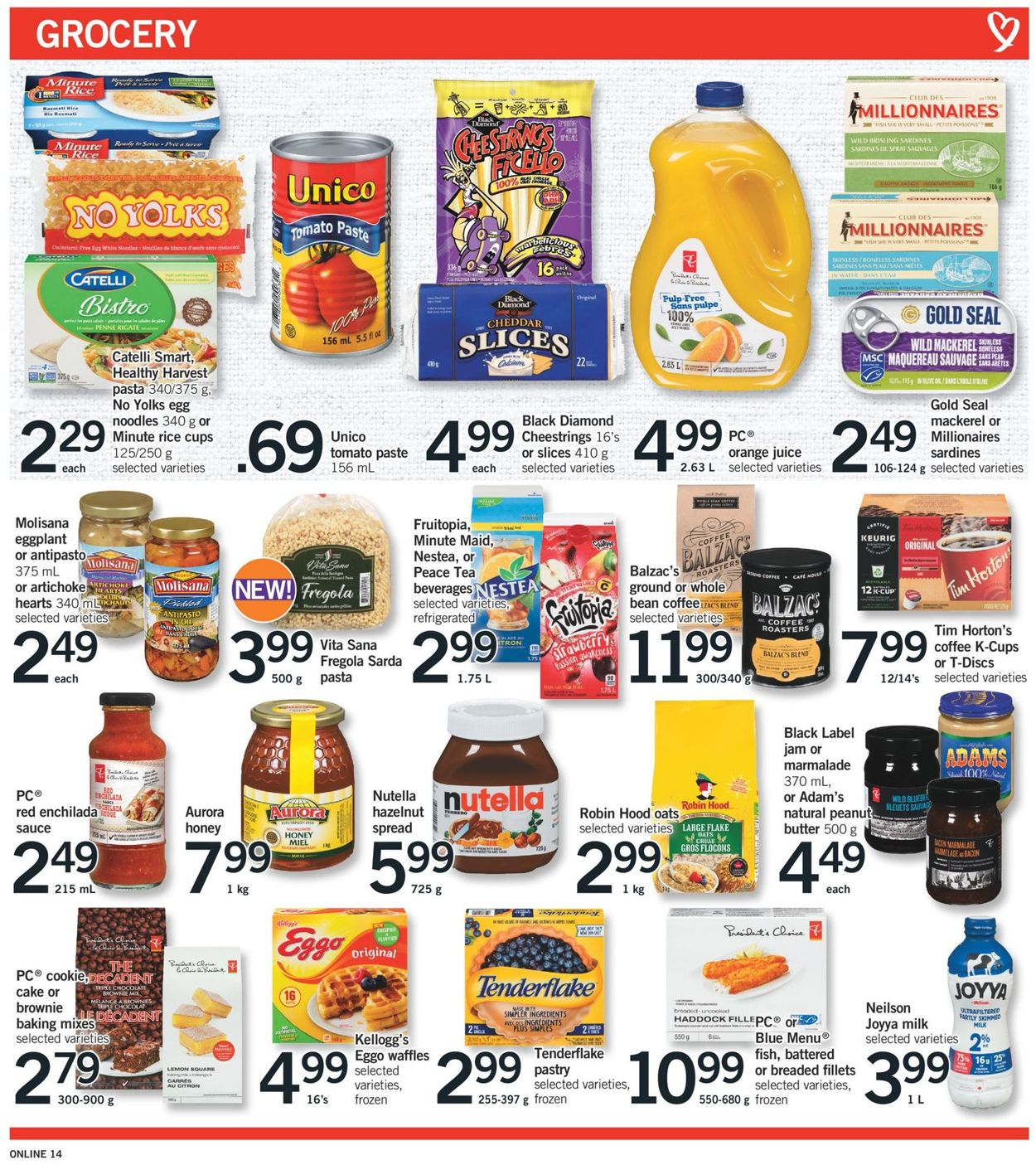 Fortinos Flyer - 06/10-06/16/2021 (Page 19)