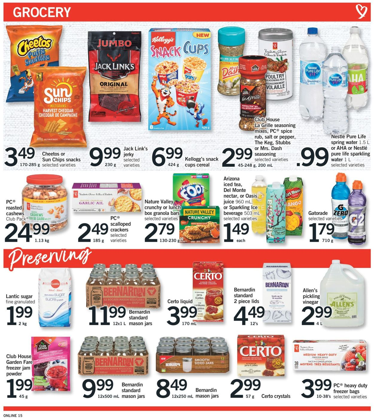Fortinos Flyer - 06/10-06/16/2021 (Page 20)