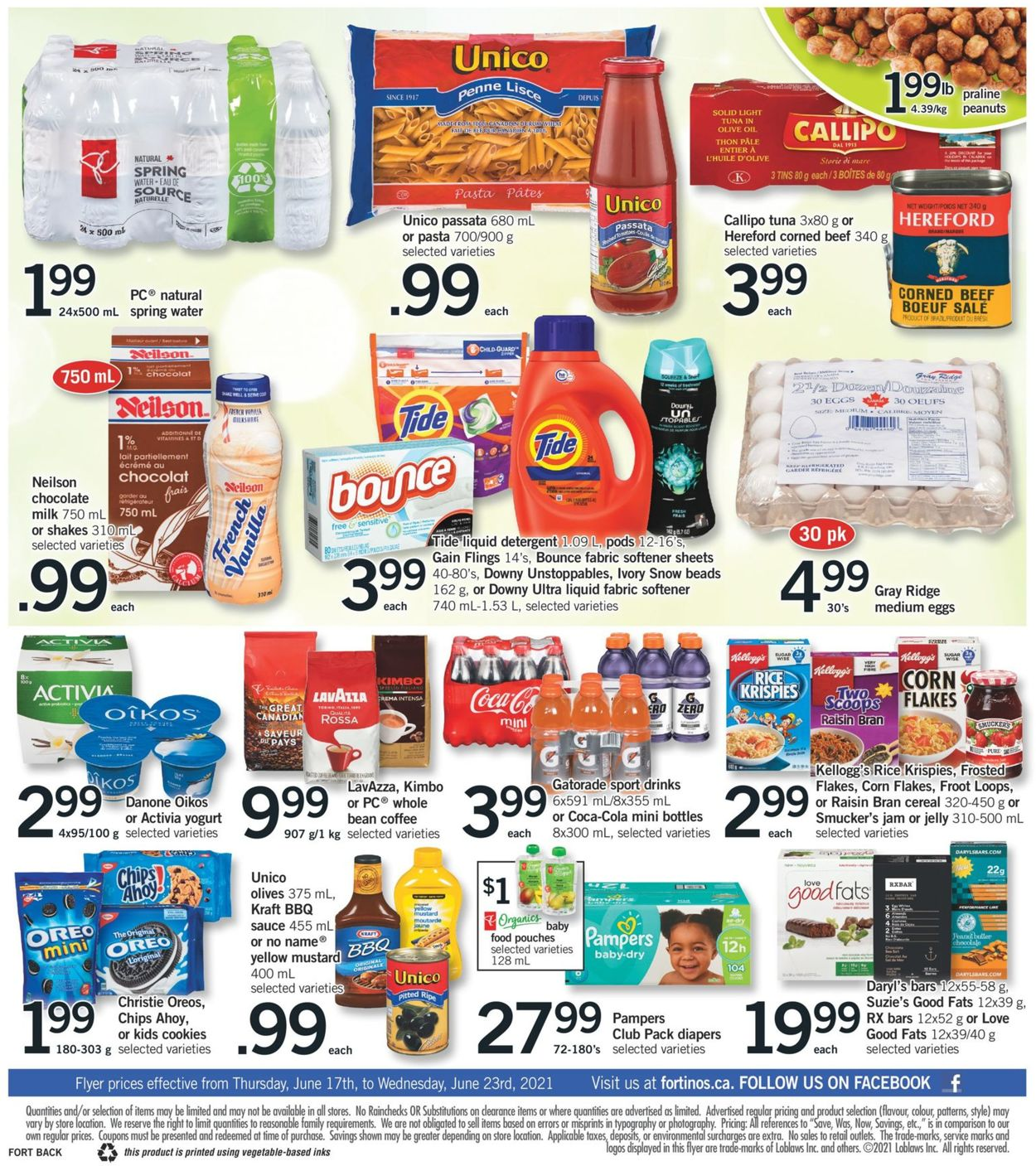 Fortinos Flyer - 06/17-06/23/2021 (Page 2)