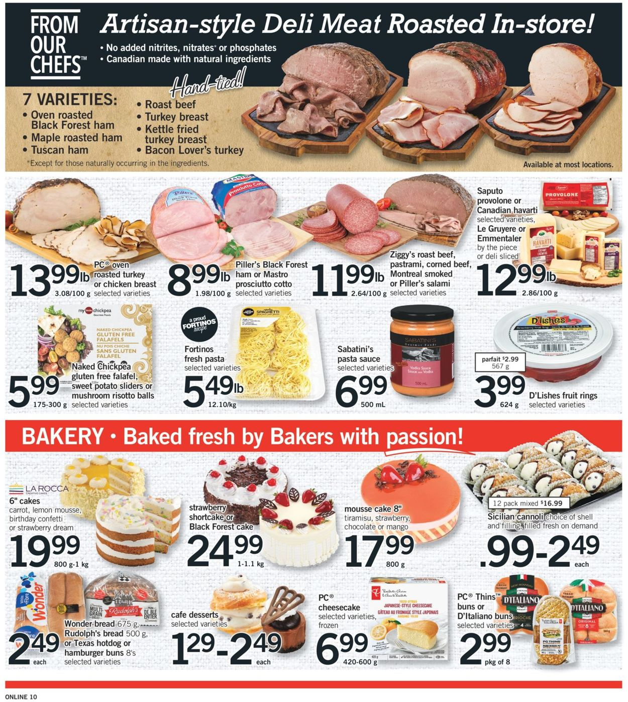 Fortinos Flyer - 06/17-06/23/2021 (Page 11)