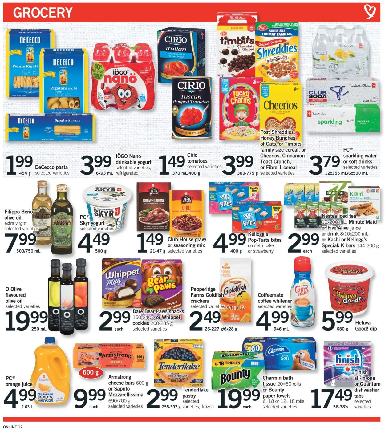 Fortinos Flyer - 06/17-06/23/2021 (Page 13)