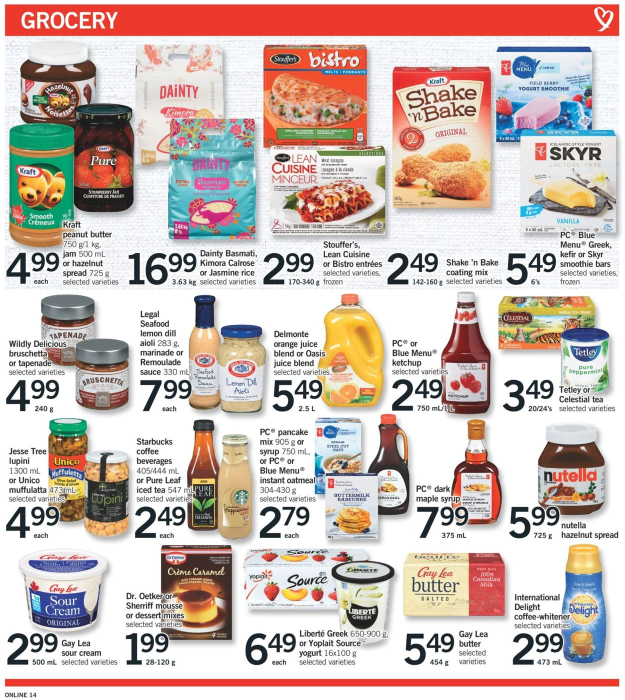 Fortinos Flyer - 06/17-06/23/2021 (Page 14)