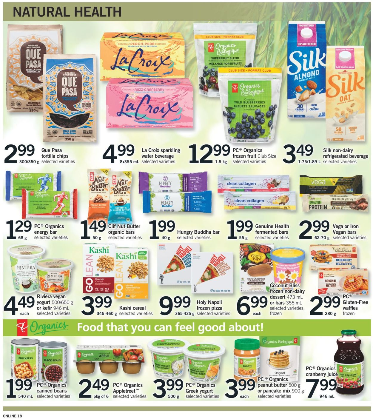 Fortinos Flyer - 06/17-06/23/2021 (Page 18)