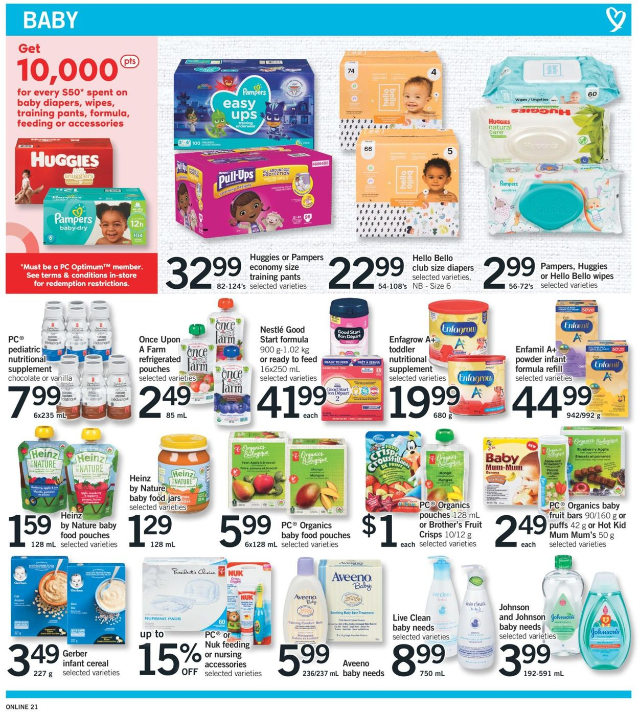 Fortinos Flyer - 06/17-06/23/2021 (Page 21)