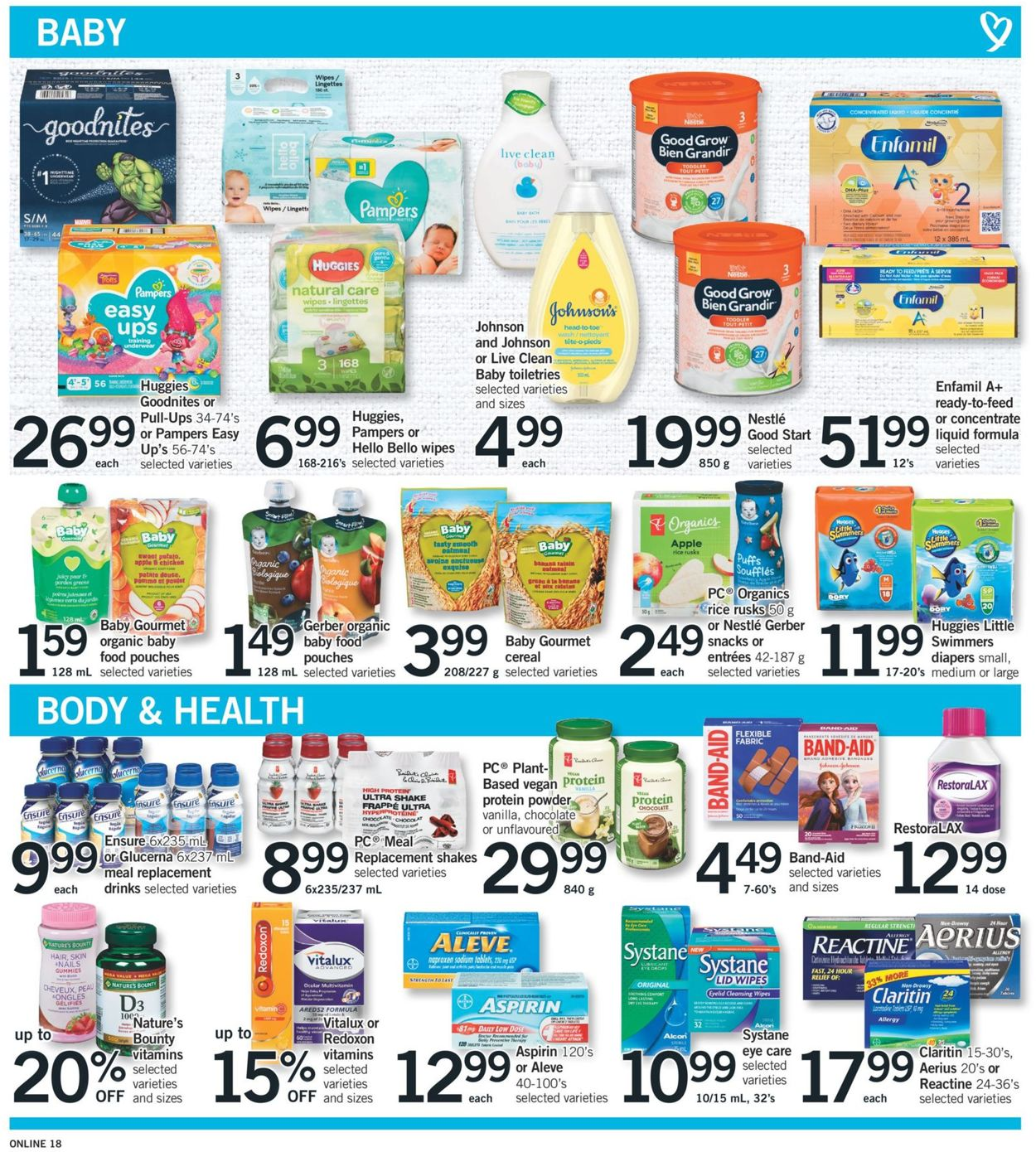 Fortinos Flyer - 06/24-06/30/2021 (Page 18)