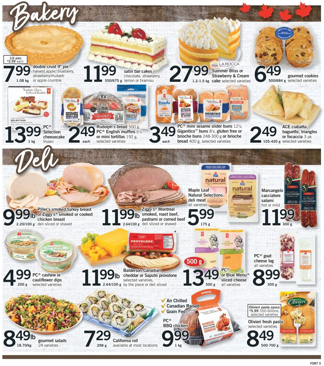 Fortinos Flyer - 07/01-07/07/2021 (Page 7)
