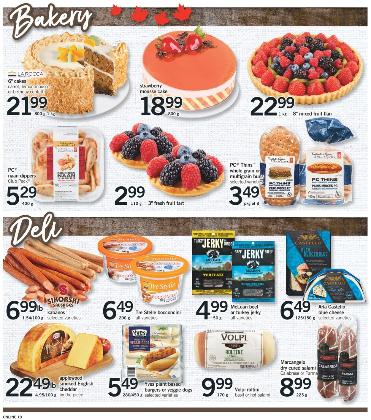 Fortinos Flyer - 07/01-07/07/2021 (Page 11)