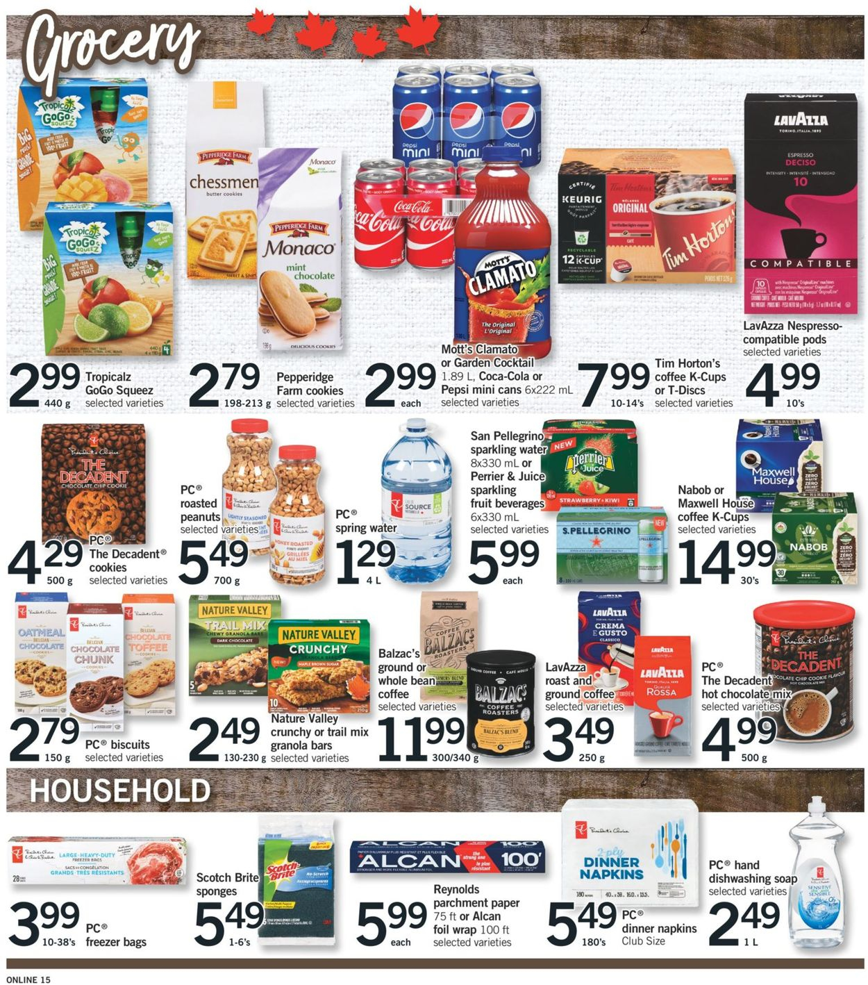 Fortinos Flyer - 07/01-07/07/2021 (Page 16)