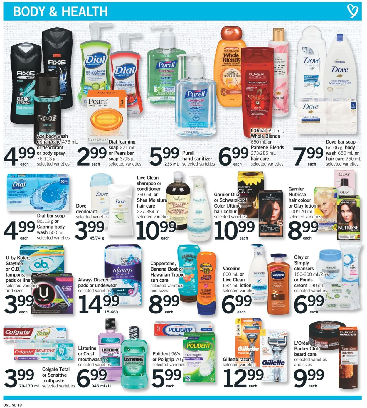 Fortinos Flyer - 07/01-07/07/2021 (Page 19)