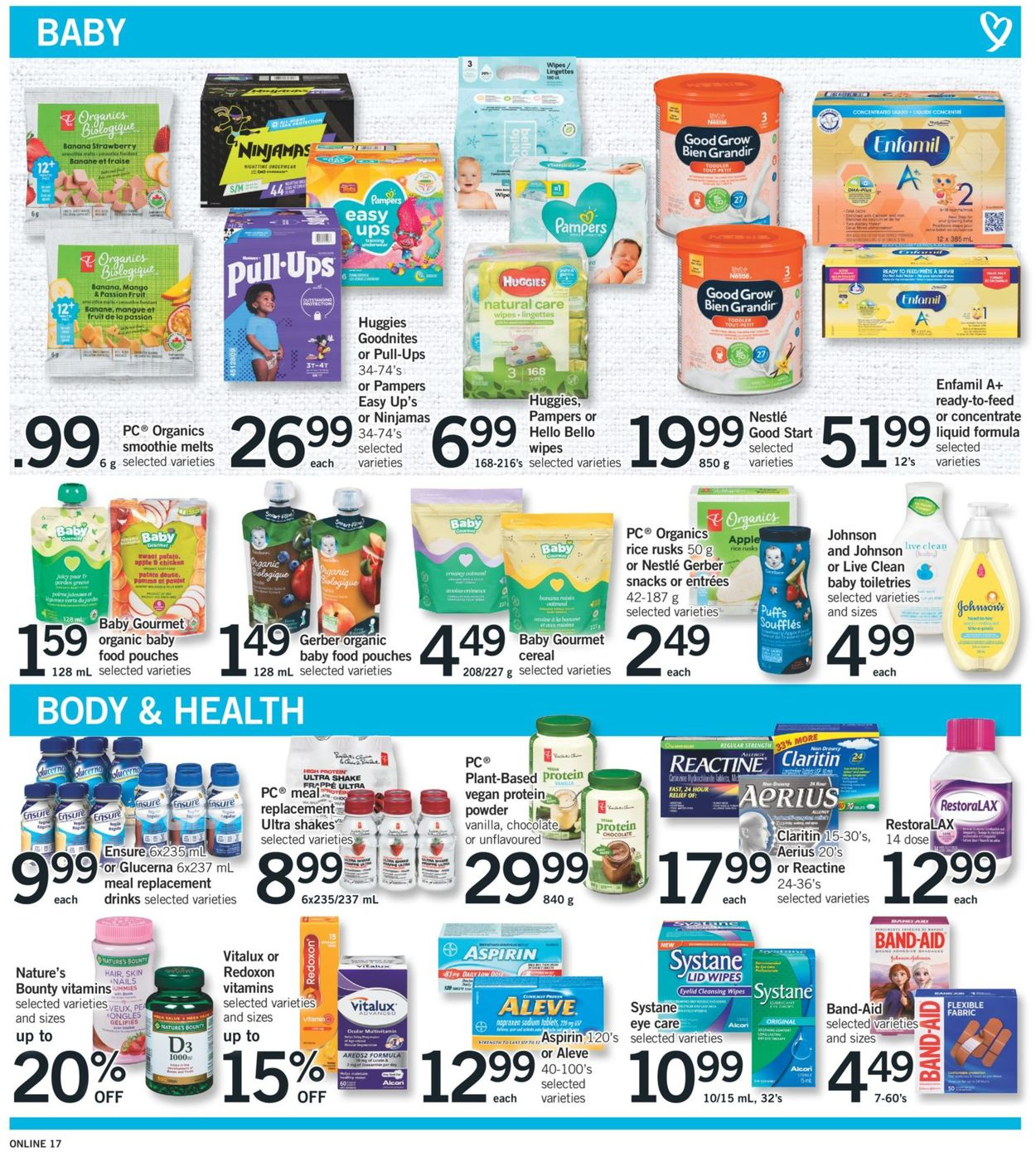 Fortinos Flyer - 07/08-07/14/2021 (Page 17)