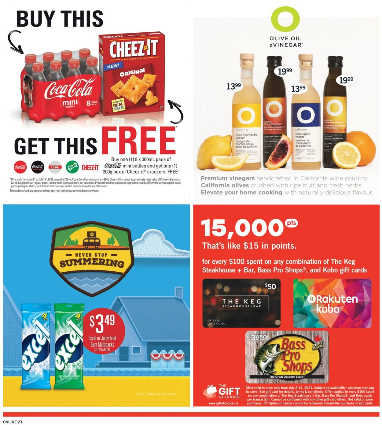 Fortinos Flyer - 07/08-07/14/2021 (Page 20)