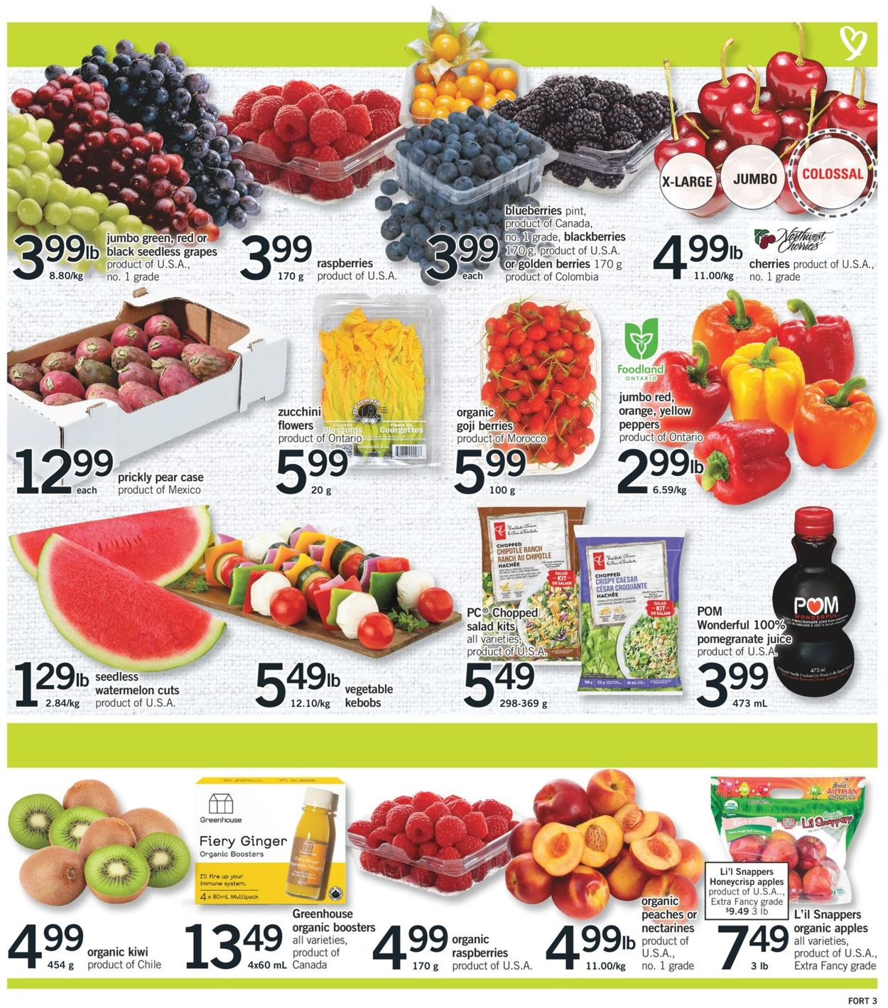 Fortinos Flyer - 07/15-07/21/2021 (Page 4)