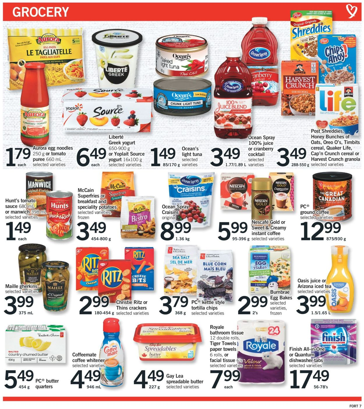 Fortinos Flyer - 07/15-07/21/2021 (Page 9)