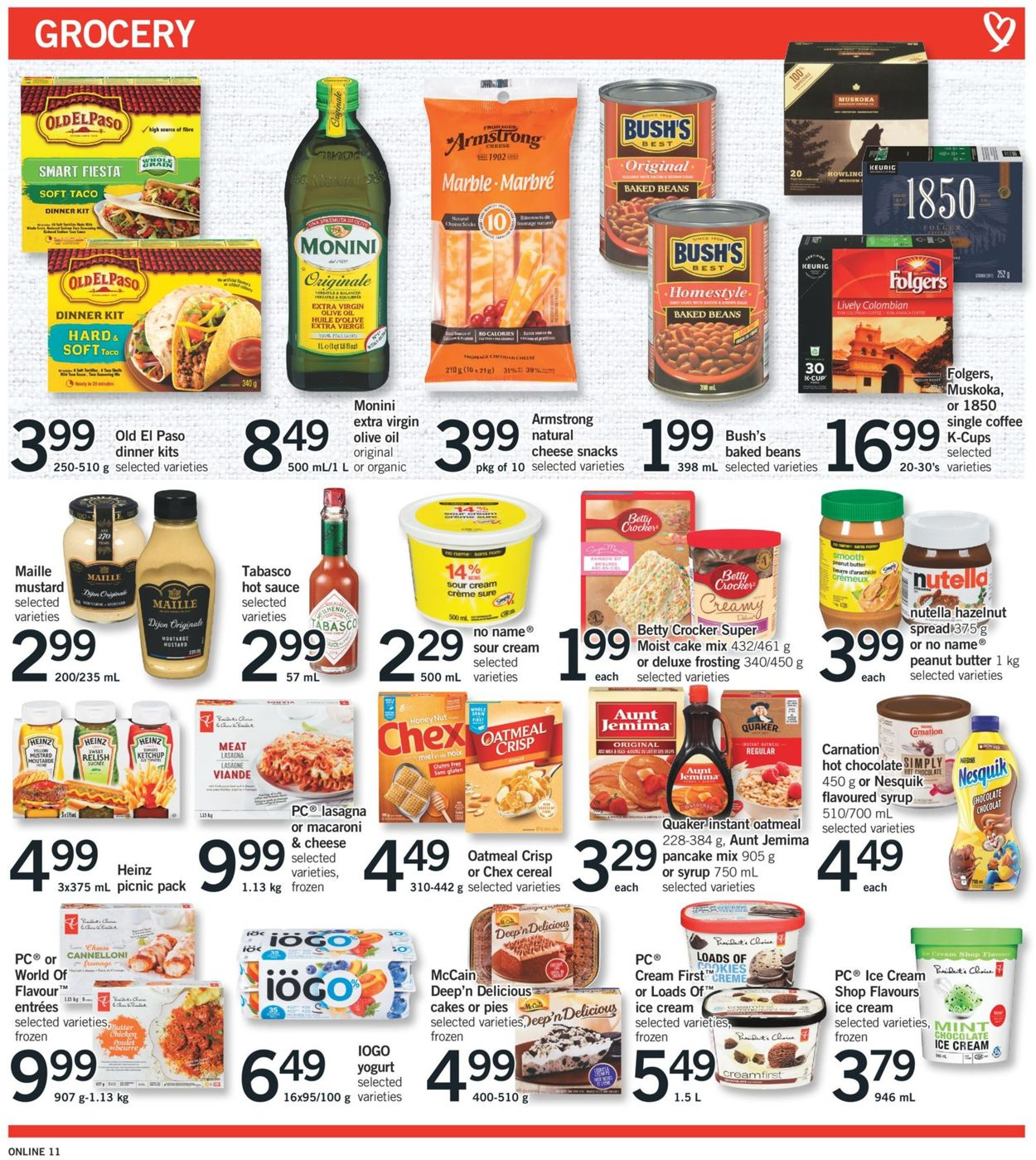Fortinos Flyer - 07/15-07/21/2021 (Page 11)