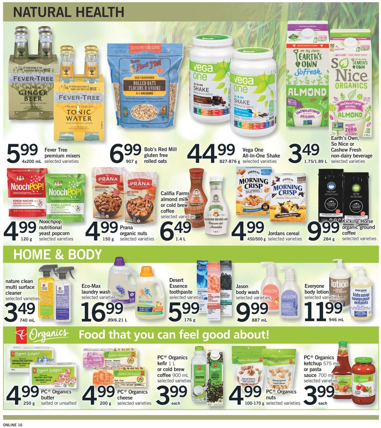 Fortinos Flyer - 07/15-07/21/2021 (Page 16)