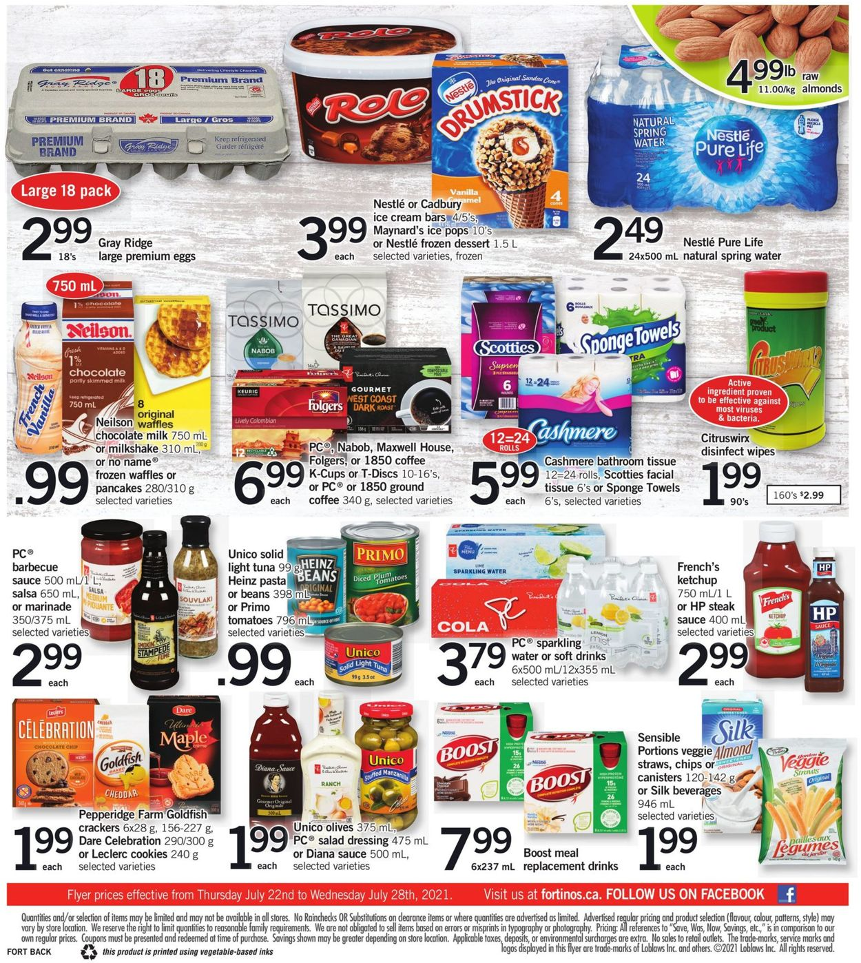 Fortinos Flyer - 07/22-07/28/2021 (Page 2)