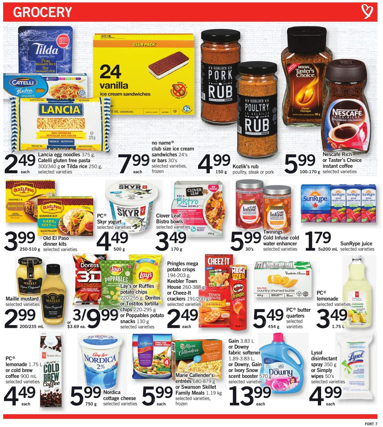 Fortinos Flyer - 07/22-07/28/2021 (Page 9)
