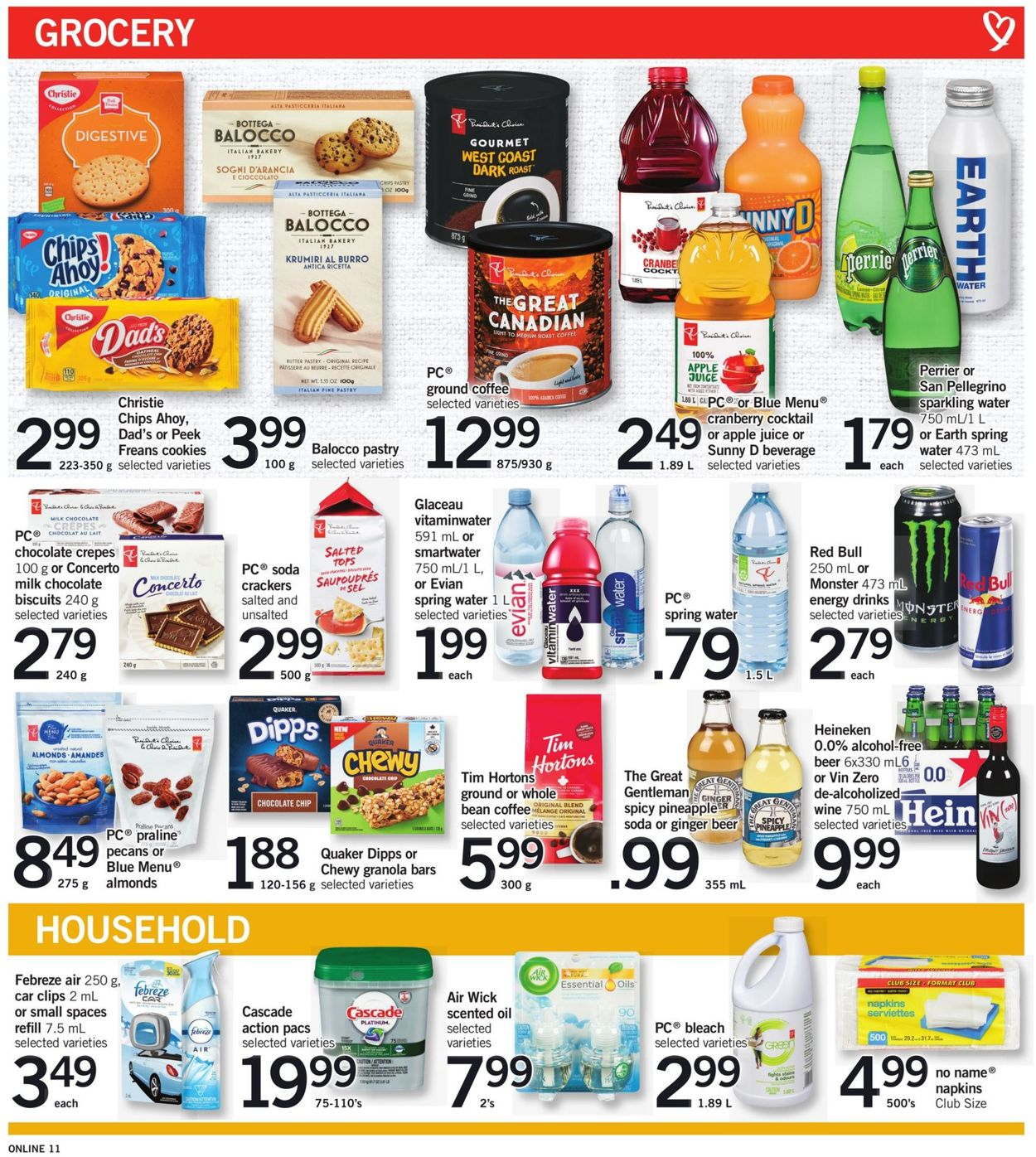 Fortinos Flyer - 07/22-07/28/2021 (Page 12)