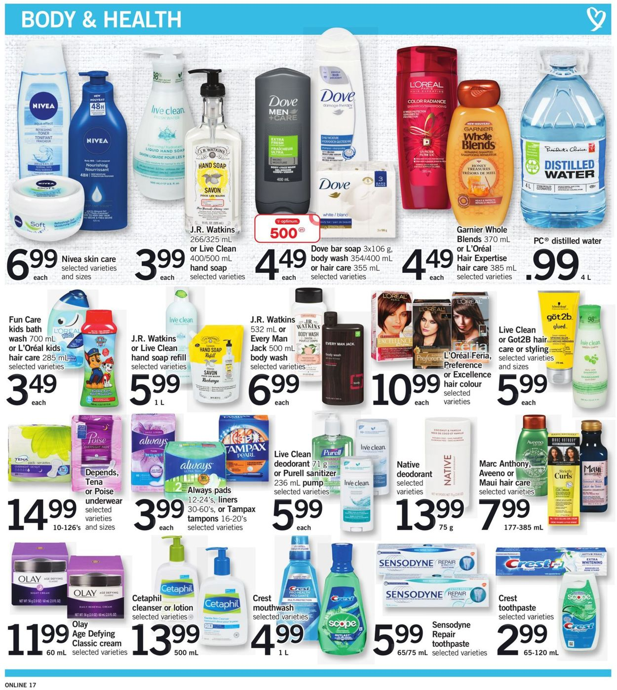 Fortinos Flyer - 07/22-07/28/2021 (Page 17)