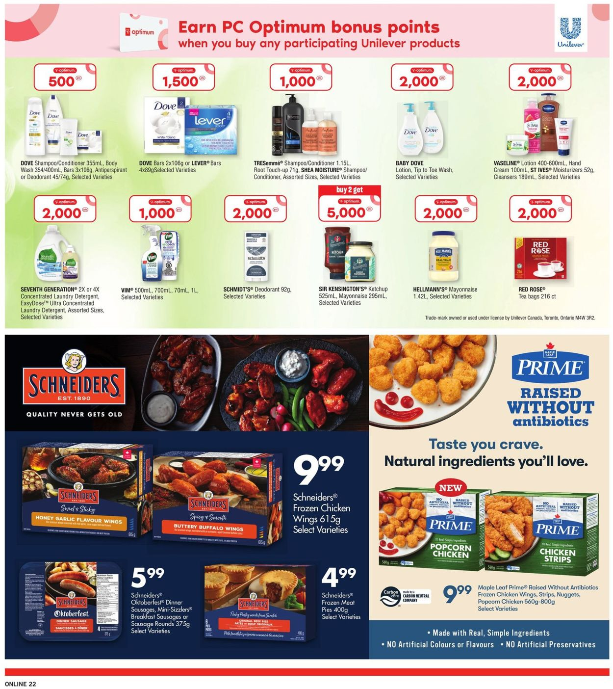 Fortinos Flyer - 07/22-07/28/2021 (Page 21)