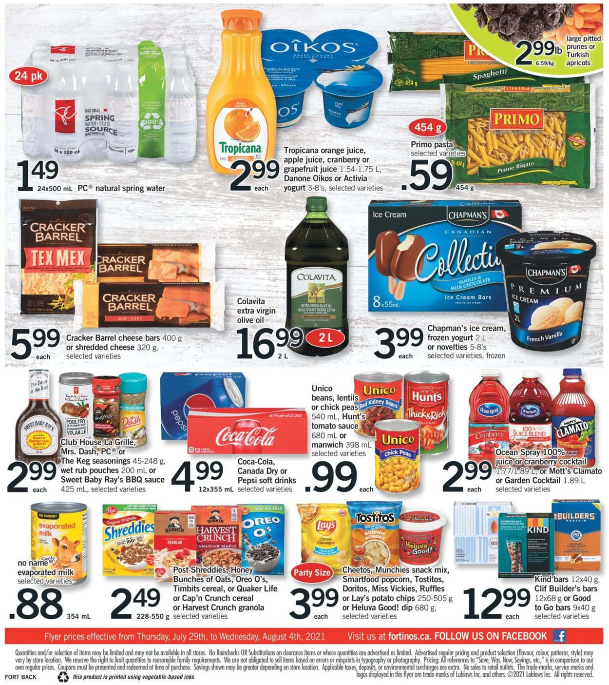 Fortinos Flyer - 07/29-08/04/2021 (Page 2)